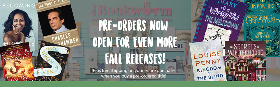 Preorder Fall Releases Now!
